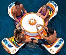 Floating Island Table