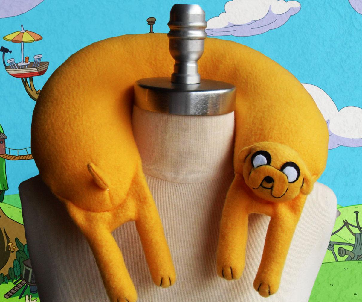 МК игрушка Джейк (Время приключений) - Pikabu 23