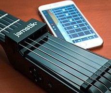Wireless Guitar Learning Tool