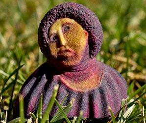 Botched Jesus Figurine