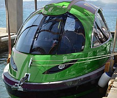 Capsule Mini Yacht