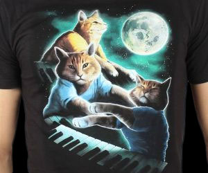Keyboard Cat Shirt
