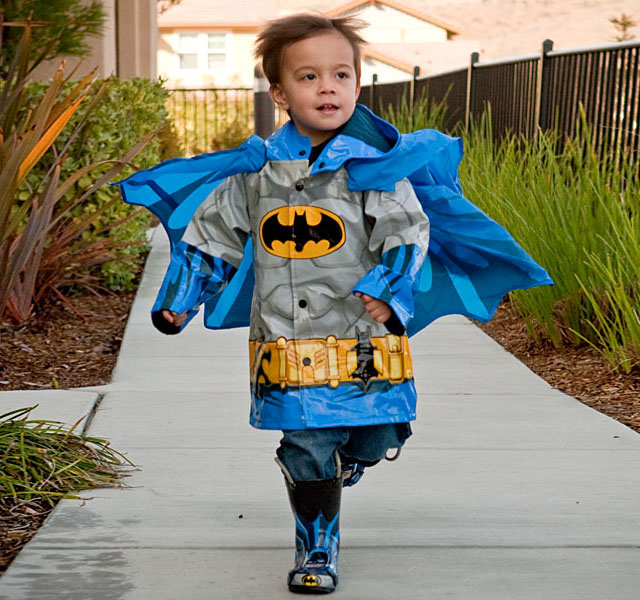 Batman Rain Coat