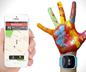 Kid's GPS Locator Watch