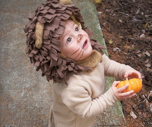 Kid's Lion Costume