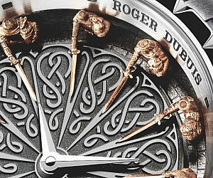 Knights Of The Round Table Wristwatch