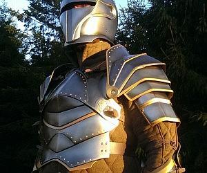 Heroic Knight's Armor