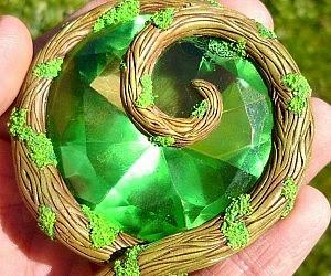 Legend Of Zelda Kokiri Emerald