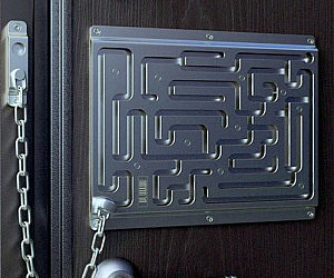 Labyrinth Door Lock