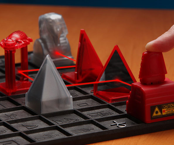 Laser Tag Board Game