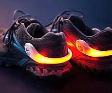 Clip On Heel Lights