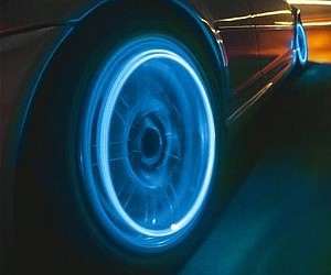 LED Tire Valve Caps