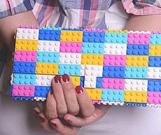 LEGO Brick Purse