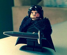 LEGO Game Of Throne Figurines
