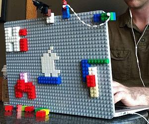 LEGO Brick Laptop Case