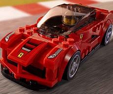 LEGO Race Cars