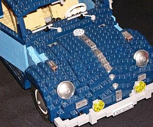 LEGO Volkswagen Beetle Kit