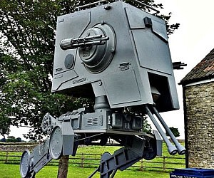 Life Size AT-ST Walker