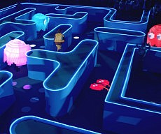 Life Size Pac-Man Game
