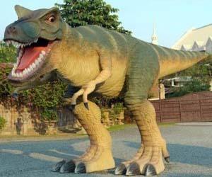 Life Size T-Rex Sculpture