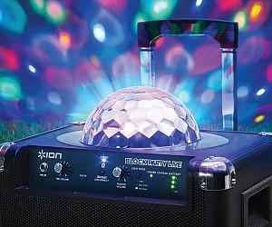 Light Show Speaker System