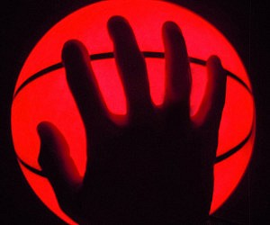 Light Up Basketball