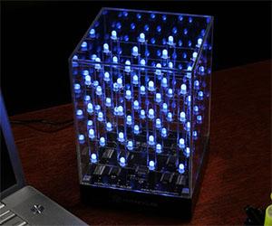 LED Matrix Hypnocube