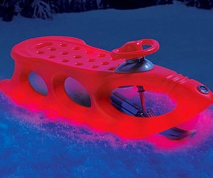 Light Up Sled