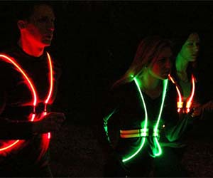 Night Time Visibility Vest