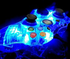 Light Up Xbox Controller