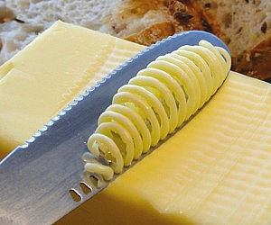 Magic Butter Knife