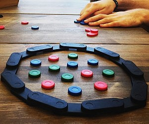 Magnetic Game System