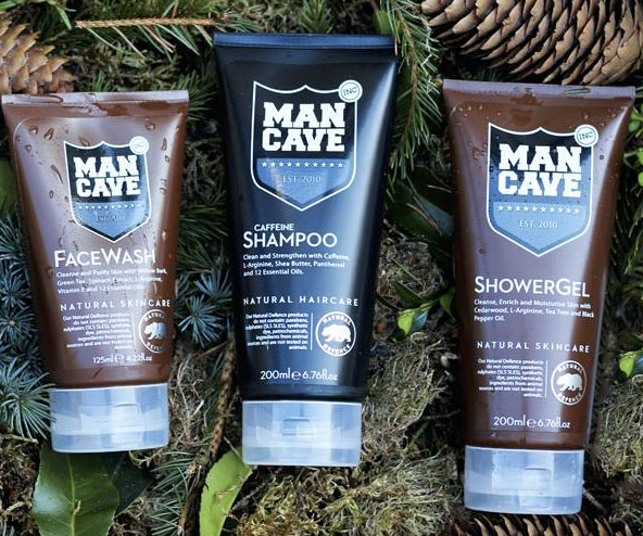 Man Cave Hair Gel : Grooming products for men shopswell