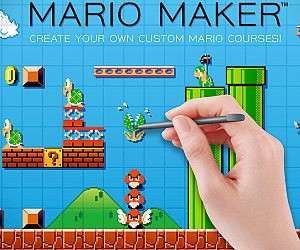 Super Mario Level Creator