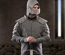 Medieval Knight Hoodie