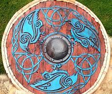 Handmade Combat Shields