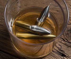 Whiskey Cooling Bullets