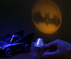 Mini Bat Signal Light