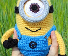 minion-crochet-pattern