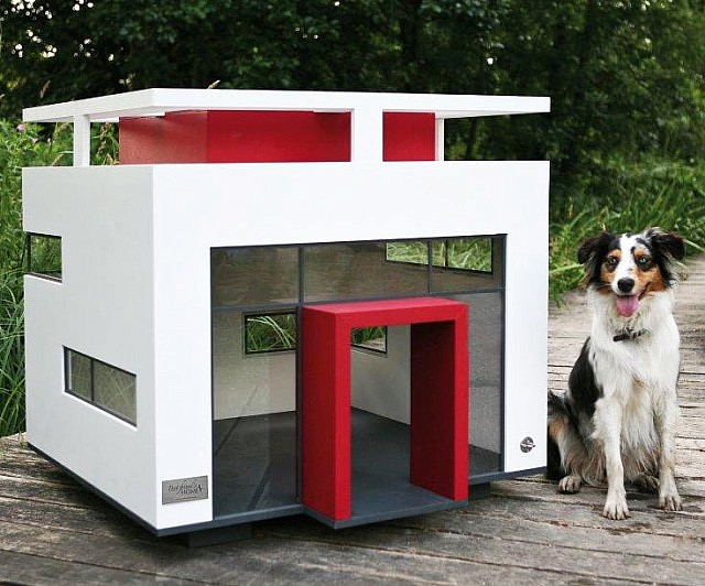 modern-dog-house