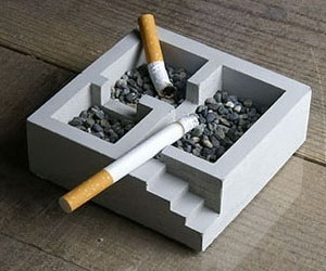 Modern Style Ashtray