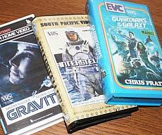 Modern VHS Cases