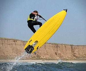 Motorized Surfboard