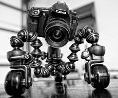 Movable Camera Dolly