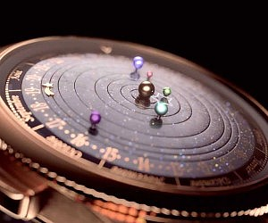 Moving Planetarium Watch