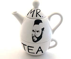 Mr. T Teapot