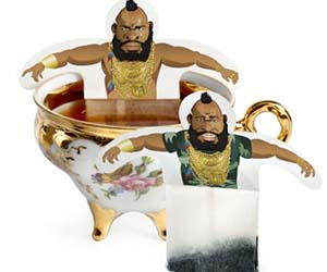 Mr. Tea Bag