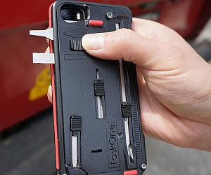 Utility Tool iPhone Case