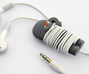 Mummy Wrap Headphone Cord