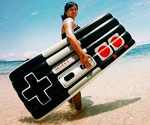 Nintendo Controller Pool Float